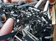 PVC - odpad rur, stolarki…