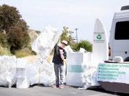 Utylizacja odpadów styropianowych…