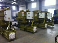 Sale of waste compactors for polystyrene recycling