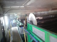 Sales of polymeric waste cleaning lines.