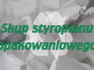 Skup styropianu opakowaniowego…
