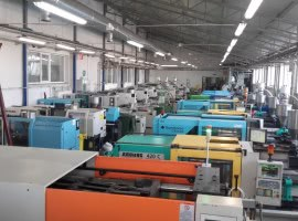 Injection molding plastic…