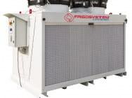 Frigosystem / Corema - chillery /agregaty wody lodowej / chłodnie wentylatorowe.