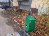 Belownica zgniatarka prasa Kompaktor do odpadów komunalnych śmieci