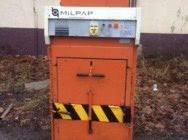 Belownica prasa do foli makulatury odpadów śmieci Orwak 8010