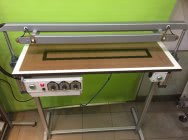 Impulse welding machine 4 electrodes