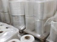 Folia na rolkach strecz LLDPE 13-14 T