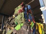 HDPE pojemniki na śmieci