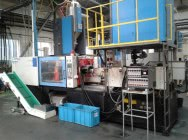 Ekou Industries Co. injection molding machines Ltd adapted for the production of preforms and others