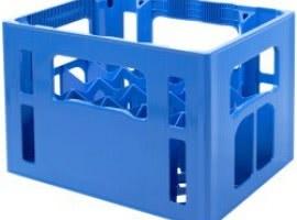 HDPE boxes (waste, zbelowane…
