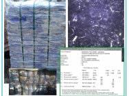 PVC miękkie, naturalne, poprodukcyjne