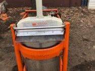 Belownica prasa zgniatarka kompaktor odpadów śmieci Orwak 5030