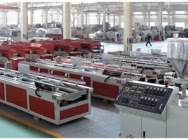 Extrusion lines...