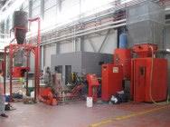 Linia do regranulacji ze strefą odgazowania Gamma Meccanica 1996 rok