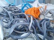 Odpad z produkcji kabli…