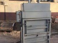 Belownica prasa do makulatury foli odpadów Hsm 155 bela do 250 kg