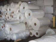 100% LDPE Film Roll clean and clear, no dirty, no contamination $380 per Ton