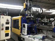 Arburg 630S 2500-1300 / 350/2-aggregate machine, year 2003, 250 tons