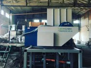 Shark crusher, model ES10.2 (55kW)