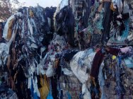 Textile waste for additional…