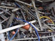Odpady rur PVC - PCV…