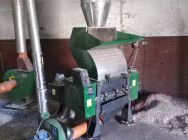 18kw mill size 60 to 30 cm spare knives 2 sieves