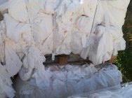 Tissue / chusteczka / biała czysta poprodukcja