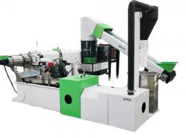 Line for plastic granulation…