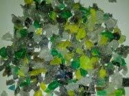 HDPE ze zlepów mix kolor