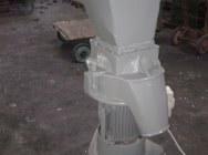 Grinder for artificial rapid 3 rapid 4 motors 4 kw and 7.5 kw