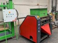 Castulik mill, Type: SG400 / 600 30kW