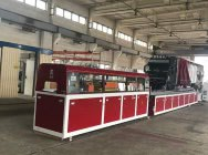 Extrusion lines for WPC…