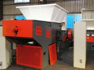 Double shaft crusher…