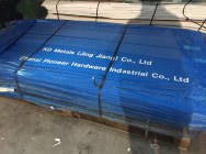 Waste PVC foam boards…