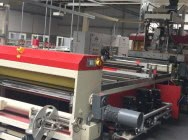 Extrusion lines for biopolymer…
