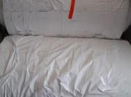 LDPE folia biała na rolkach…