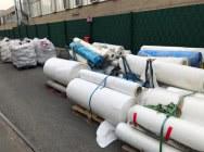 LDPE post-production foil