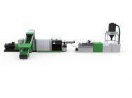 Линия для гранулирования пластика Acs 800-120 новая Aceretech