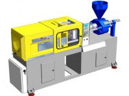Services on injection molding machines, extruders, injection molding services