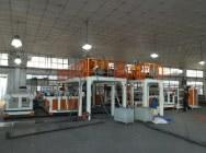 Linien zur Herstellung von Bubble (Bubble), zwei, drei und mehrschichtigen Folien.