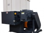 Crusher Mill Rotor 800MM Engine 30KW