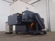 Crusher Mill Rotor 800MM Engine 37KW