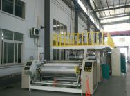 Linia do produkcji folii wylewanych
