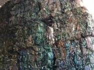 PET waste straps