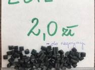 Черный ПЭВД регранулят для экструзии