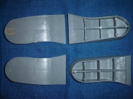 Kiliny do produkcji obuwia domowego (kapci, laczków, itp)