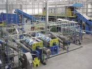 Linie do recyklingu butelek PET, pojemników HDPE, folii LDPE - od 500 do 6000 kg/h.