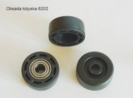 Hub bearing / castor…