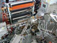 Linie do wytłaczania folii płaskiej, płyt oraz membran dachowych i folii kubełkowej.