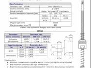 Czujniki temperatury typu J